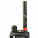 MOTOROLA PMLN6289A ID Antennen Ring Farbe neon rot